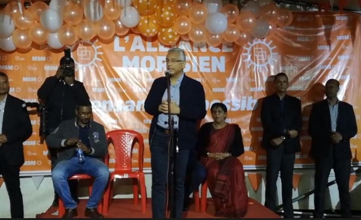 Pravind Jugnauth s'intéresse aux dépenses de Navin Ramgoolam et exige des explications