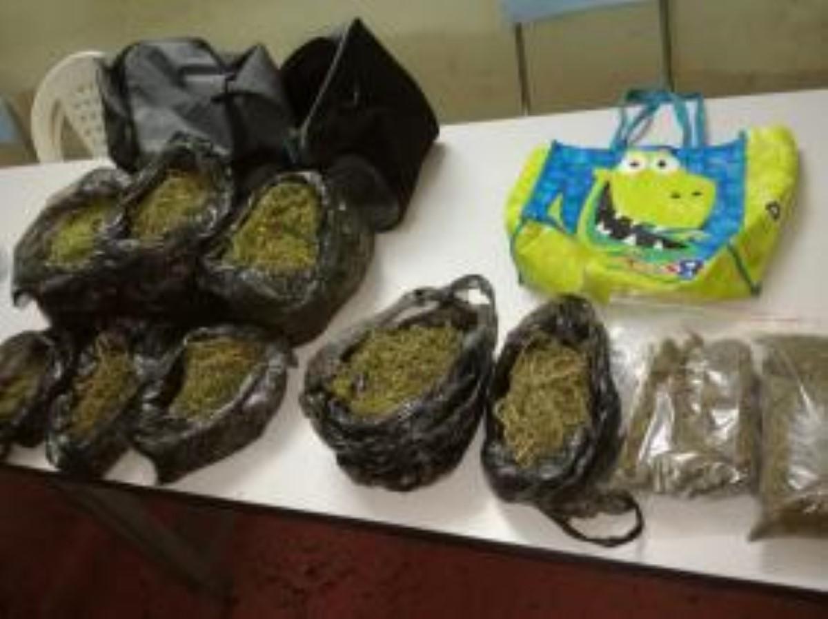 Trou aux Biches : Un mécanicien arrêté avec Rs 1,8 million de cannabis
