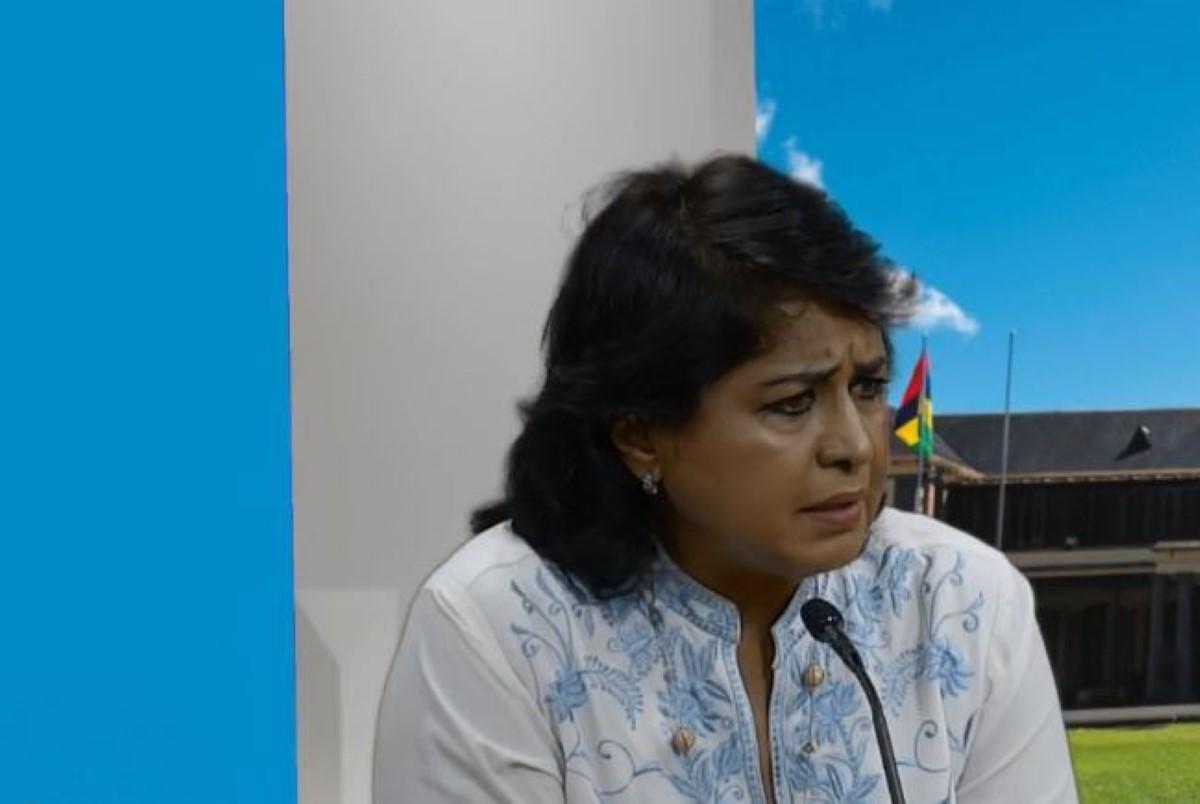Ameenah Gurib-Fakim : « Je n'ai pas démissionné… mais forcée à partir »