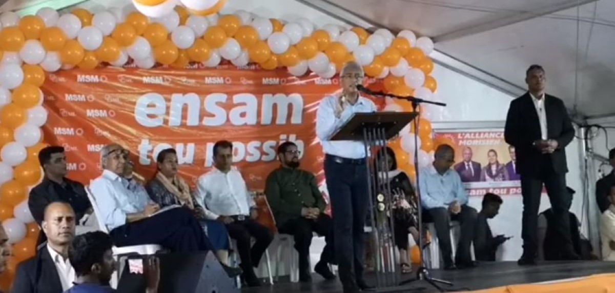 Pravind Jugnauth : « Dan prosin gouvernma Showkutally Soodhun pou ena enn gran responsabilite »