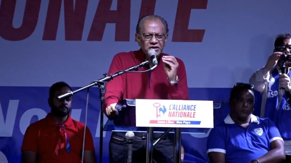 Selon Ramgoolam « L'alliance post électorale MSM-MMM se précise »