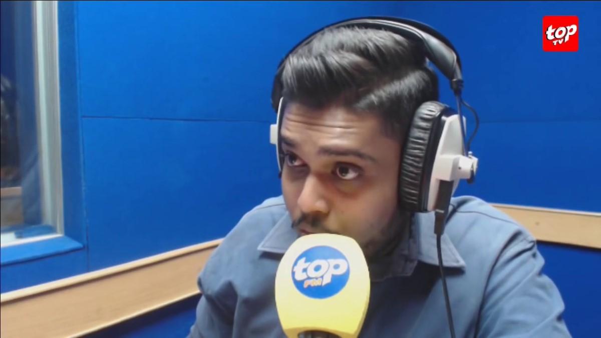 [SherryGate] Murvind Beetun journaliste de TOP Fm accuse Sunil Gohin de vouloir le soudoyer