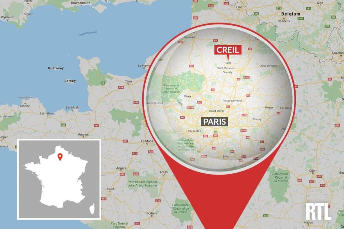 [France] A Creil dans l'Oise, le corps d'une Franco-Mauricienne retrouvé calciné, le petit ami en garde à vue