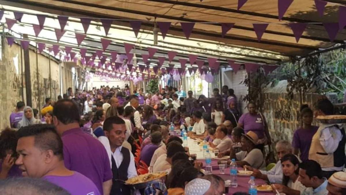 Port-Louis : Briani party au MMM après le meeting de dimanche pour 2 000 militants