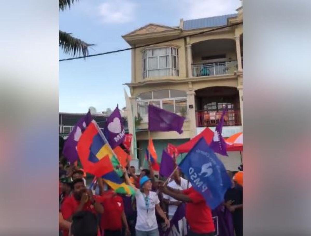 ▶️ Grand-Baie : Les élections c'est aussi une grande fête !