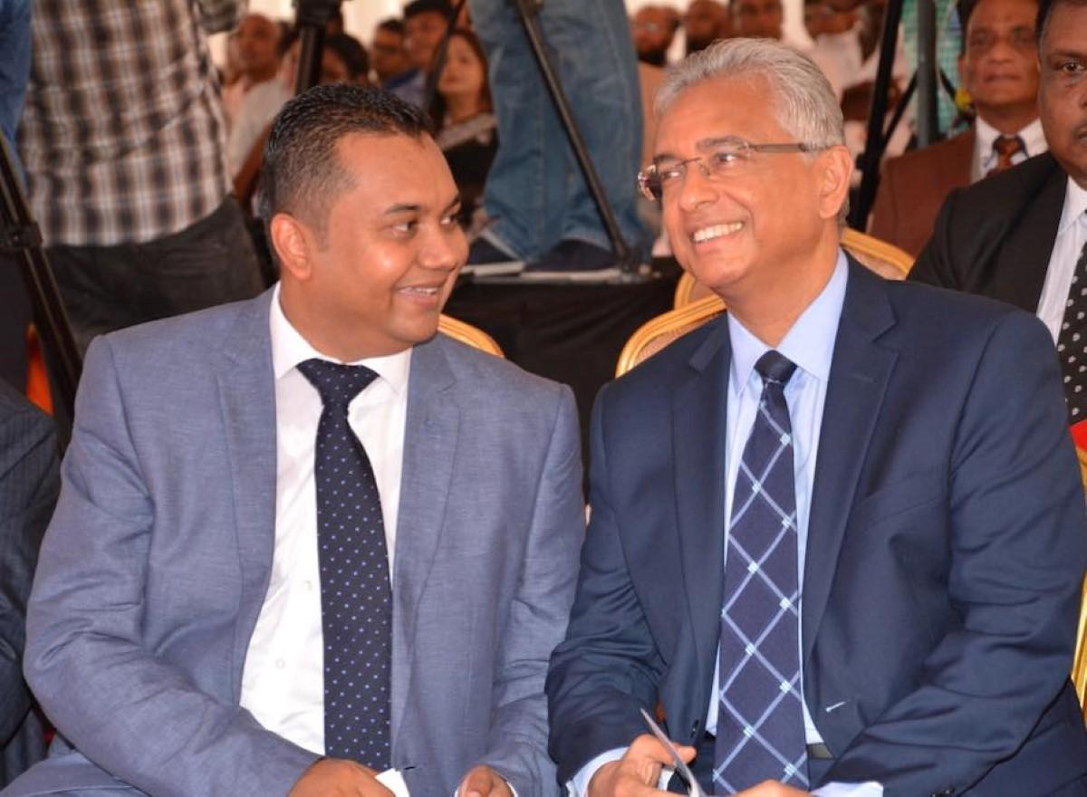 Le nouveau ministre des TIC, Deepak Balgobin en pleine tourmente