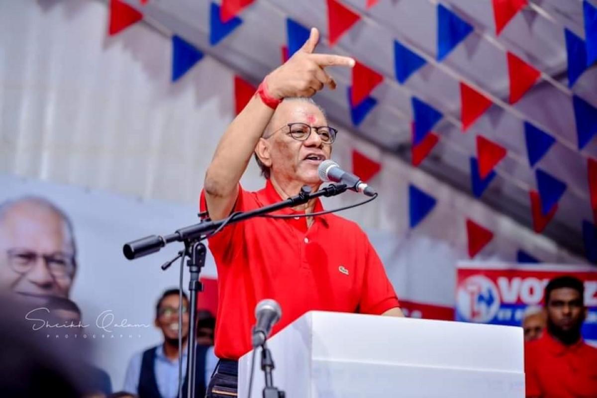 Ramgoolam envisage de contester les élections