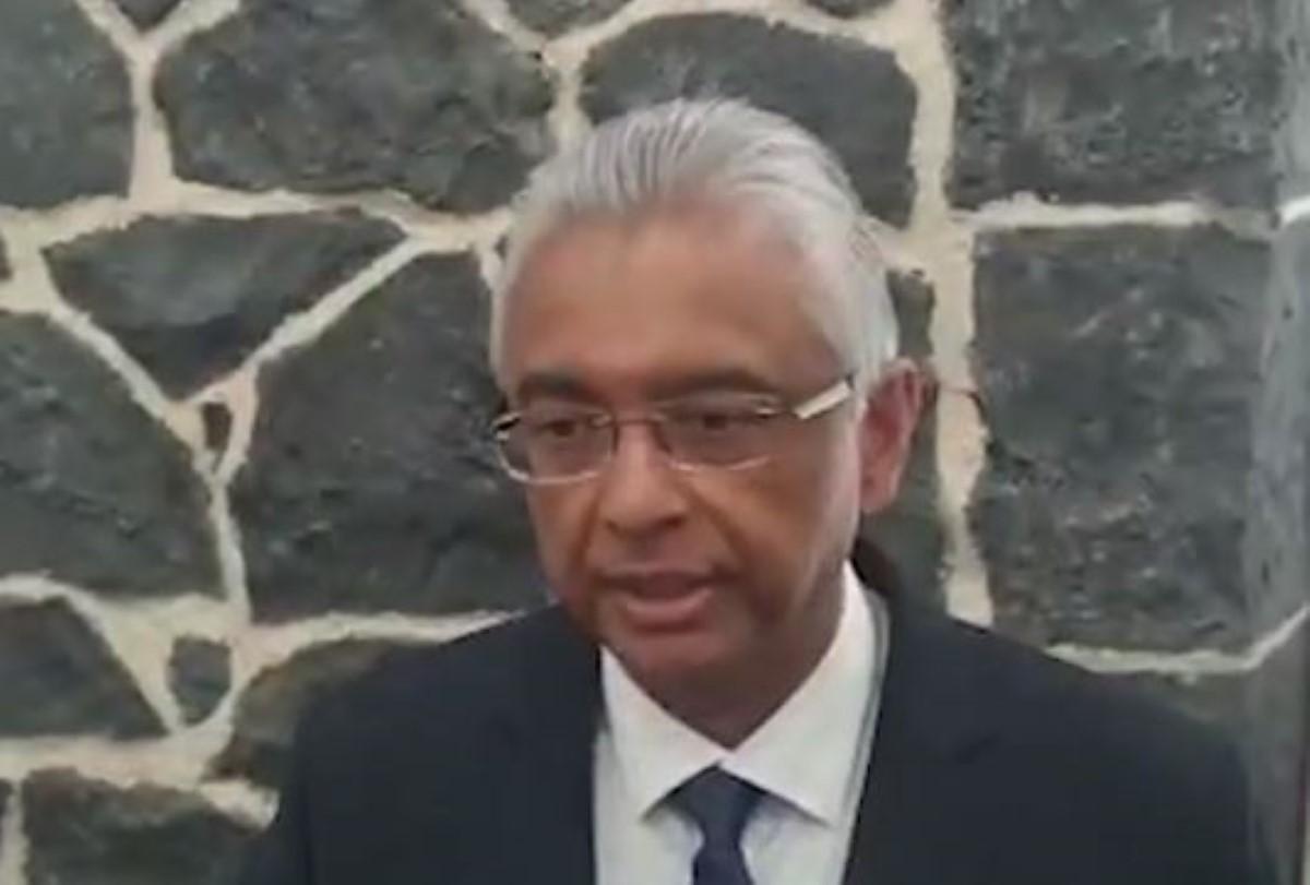 Pravind Jugnauth confirme l'augmentation de la pension vieillesse à Rs 9 000