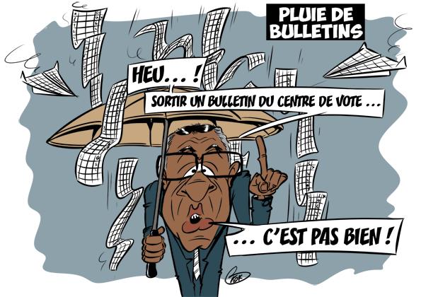 [KOK] Le dessin du jour : Météo électorale