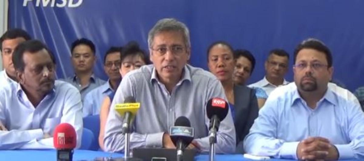 Les résultats des élections ont choqué les Mauriciens, selon XLD