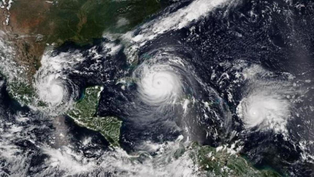 Saison cyclonique : 4 à 5 cyclones pourraient menacer Maurice