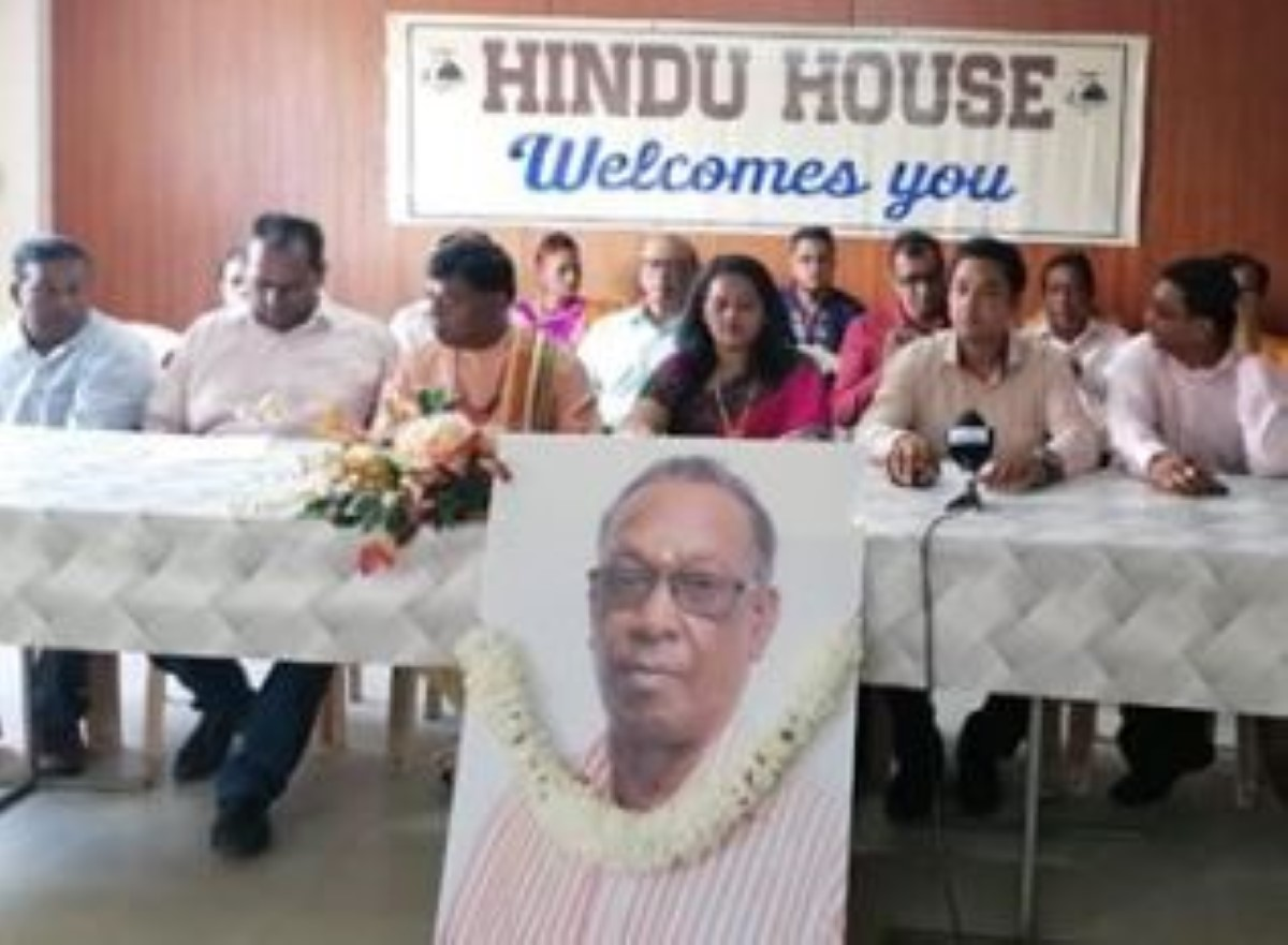 La Hindu House nomme la fille du président sortant à sa tête
