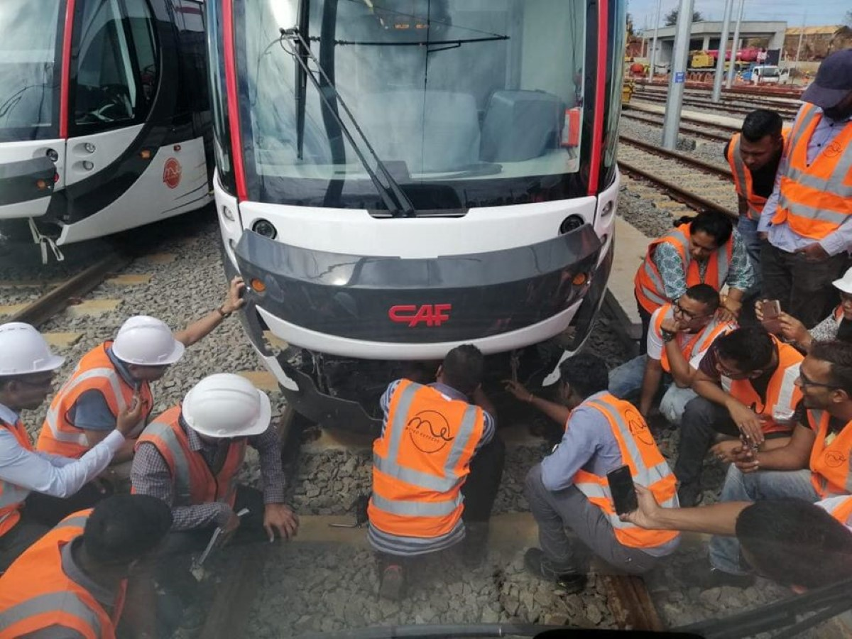 ▶️ Le Metro Express n'a toujours pas son certificat de « fitness » et de sécurité