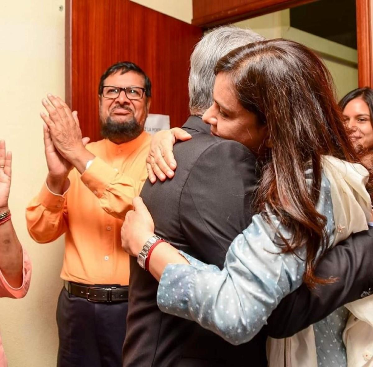 Showkutally Soodhun : « Je suis très honoré et reconnaissant envers Pravind Jugnauth »