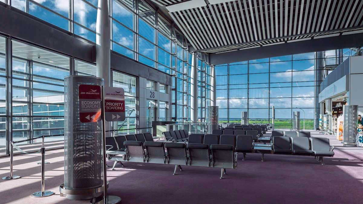 Aéroport de Maurice:  Construction d'un second terminal passagers
