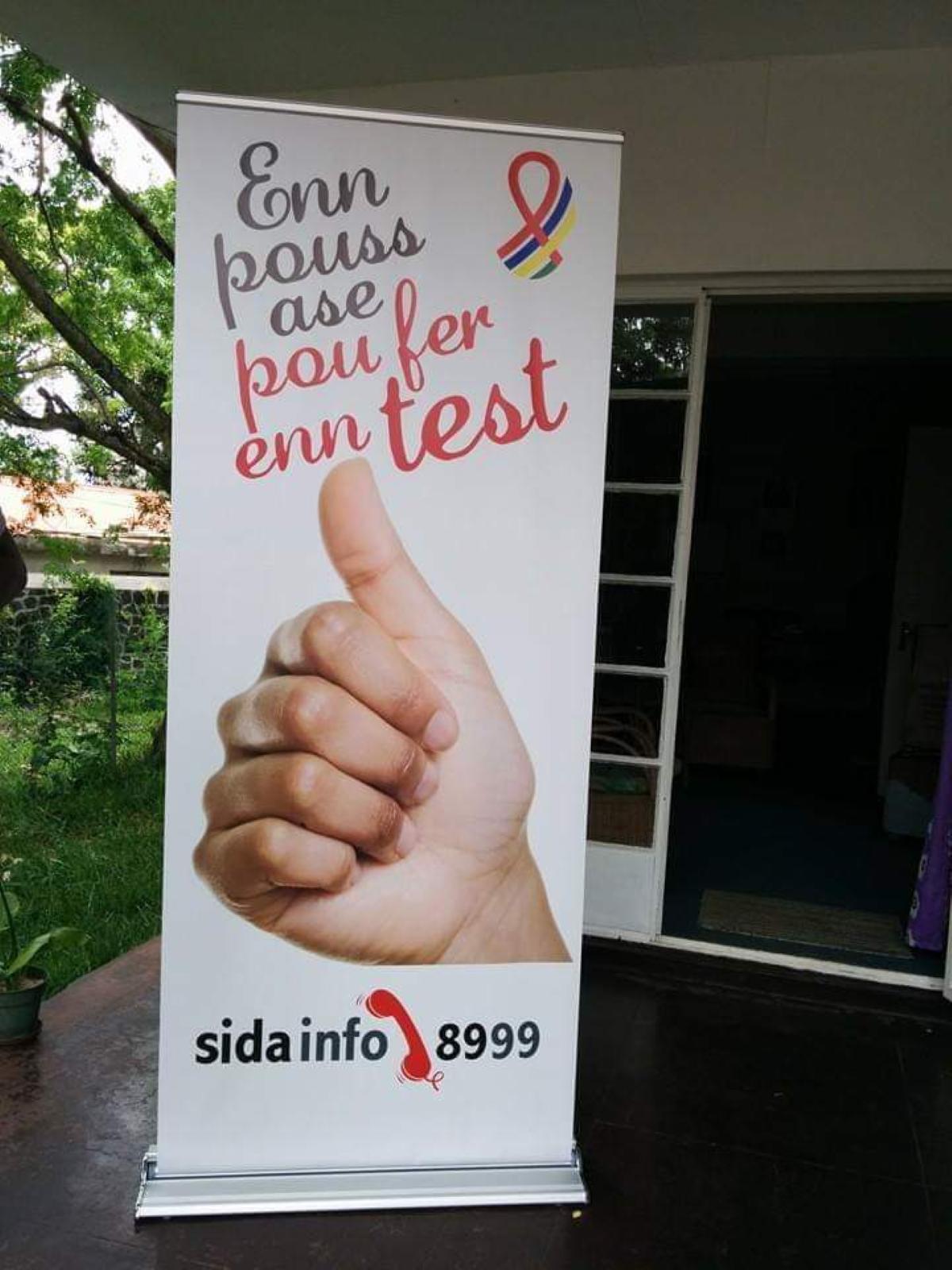 Journée mondiale de la lutte contre le sida : Dépistage rapide du VIH à travers l'île