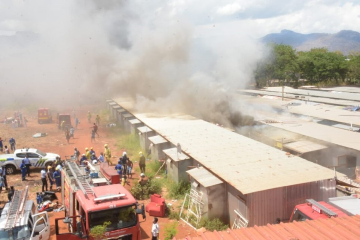L'incendie de Cité Longère est d'origine criminelle