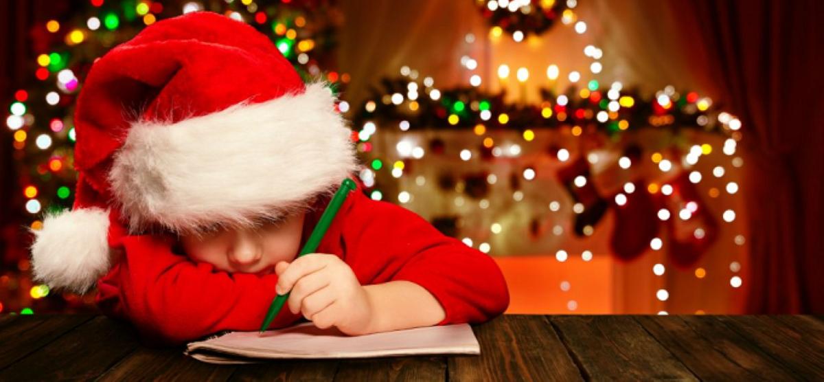 Lettre au Père Noël 2019 :Le secrétariat est ouvert !