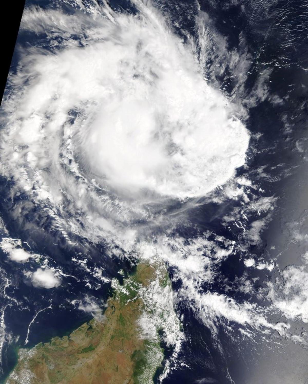 La forte tempête tropicale Belna devient une menace sérieuse pour Madagascar