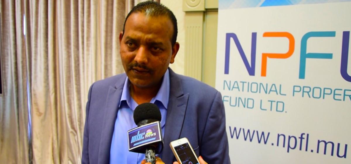Sanjiv Issary, CEO de la National Property Fund Ltd est décédé