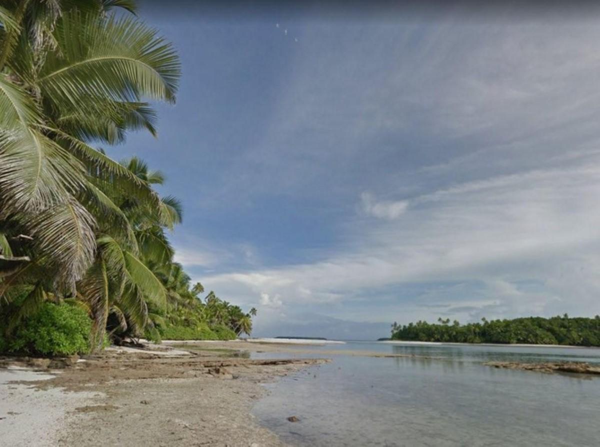 L'intérieur des terres des îles est recouvert par une jungle dense. (Photo d'illustration  capture d'écran Google Street View)