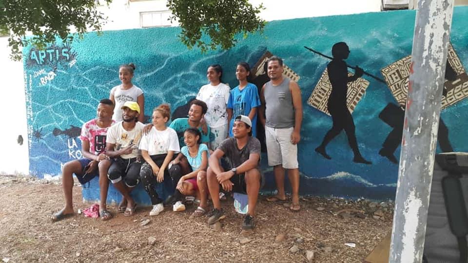 📷 Street Art : La Tour Koenig Nou Lendrwa