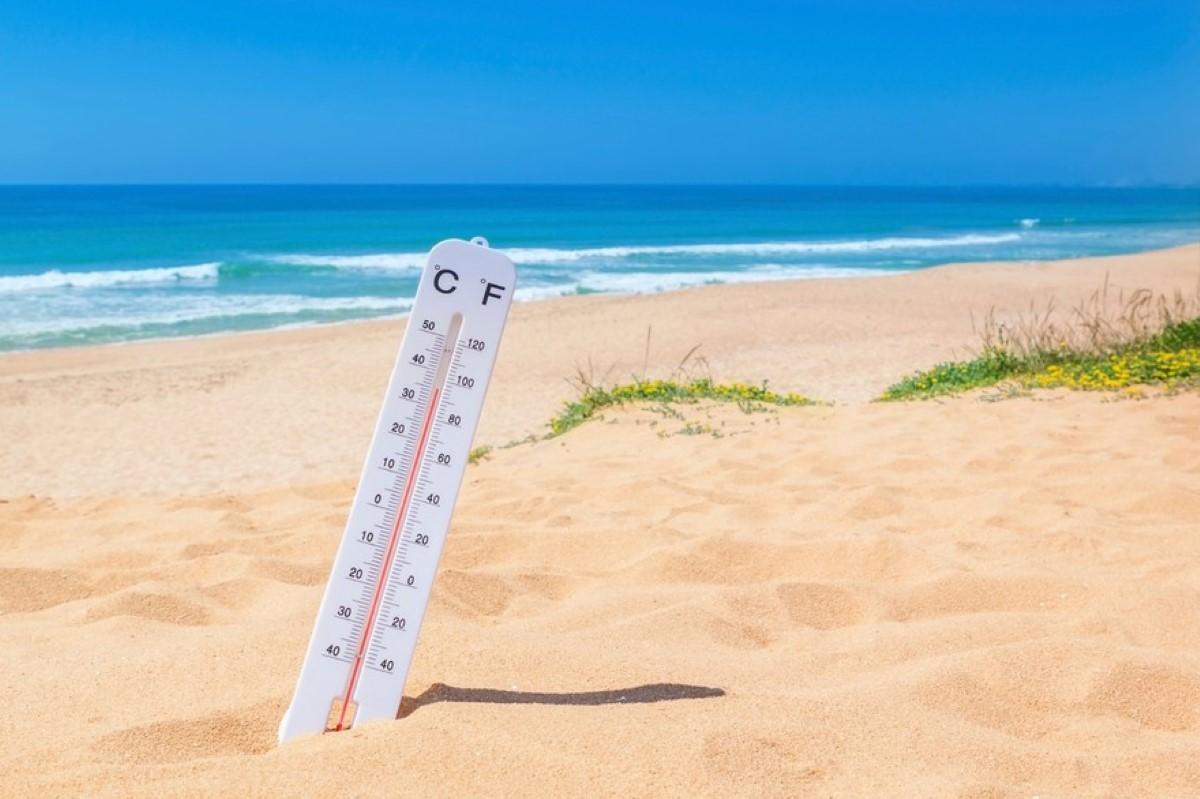 Orages et chaleur estivale : La température grimpe, 36 degrés attendus dans les prochains jours