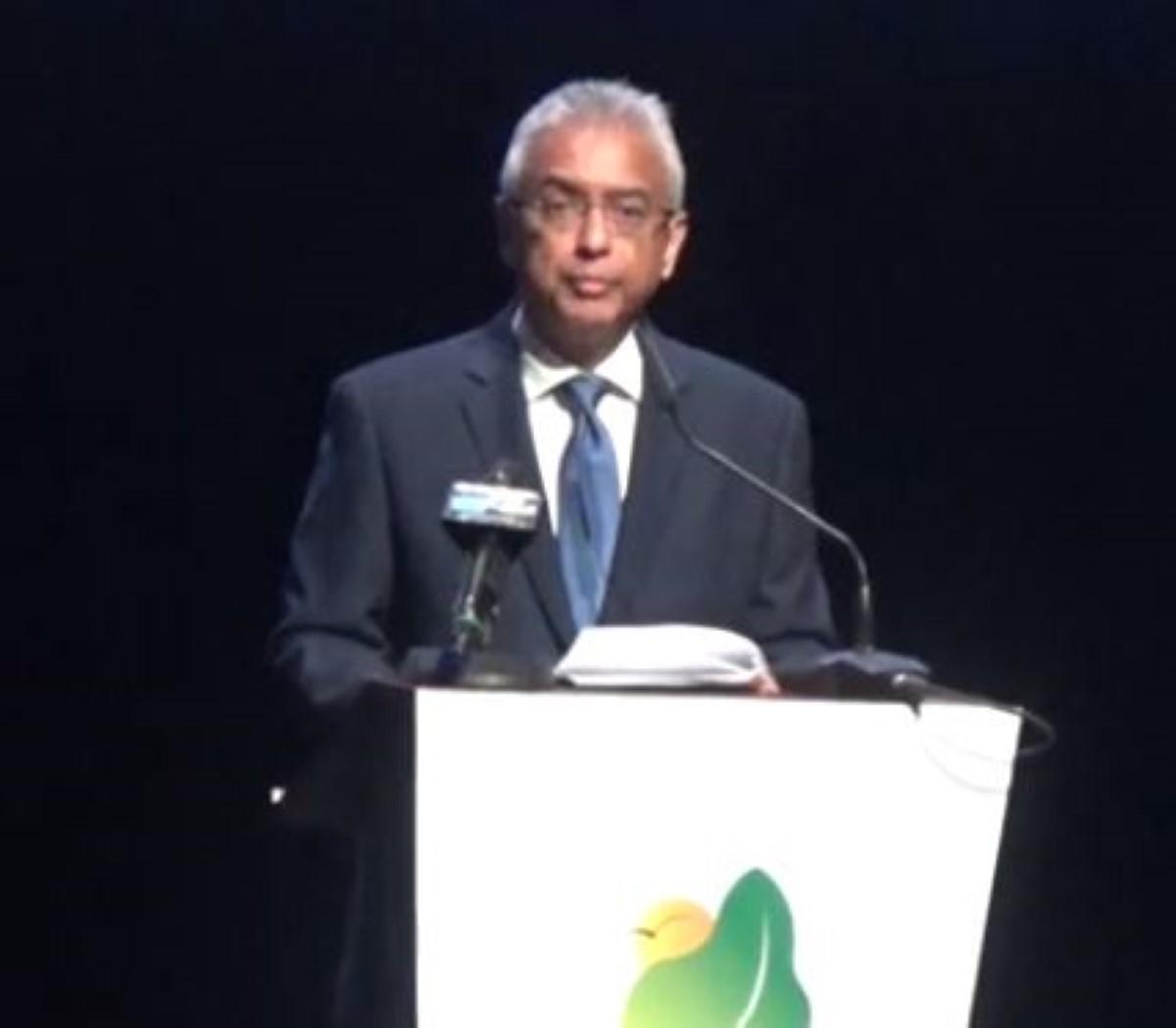 Les Mauriciens manquent de civisme selon le PM