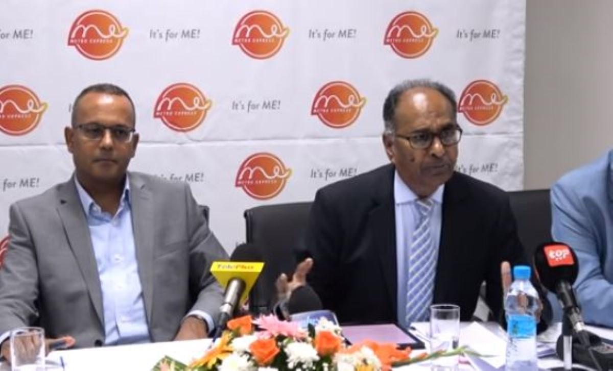 Métro Express: Une firme singapourienne accorde en 24 jours un certificat de sécurité