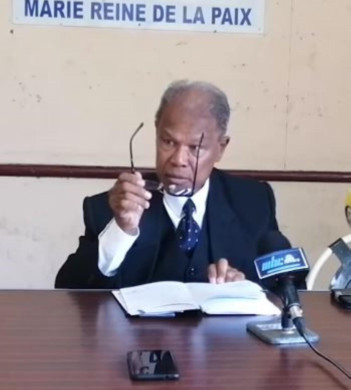 """Eliézer François, du Mouvement Authentique Mauricien :  """"Je suis à 100 % contre l'enseignement du kreol à l'école !"""""""