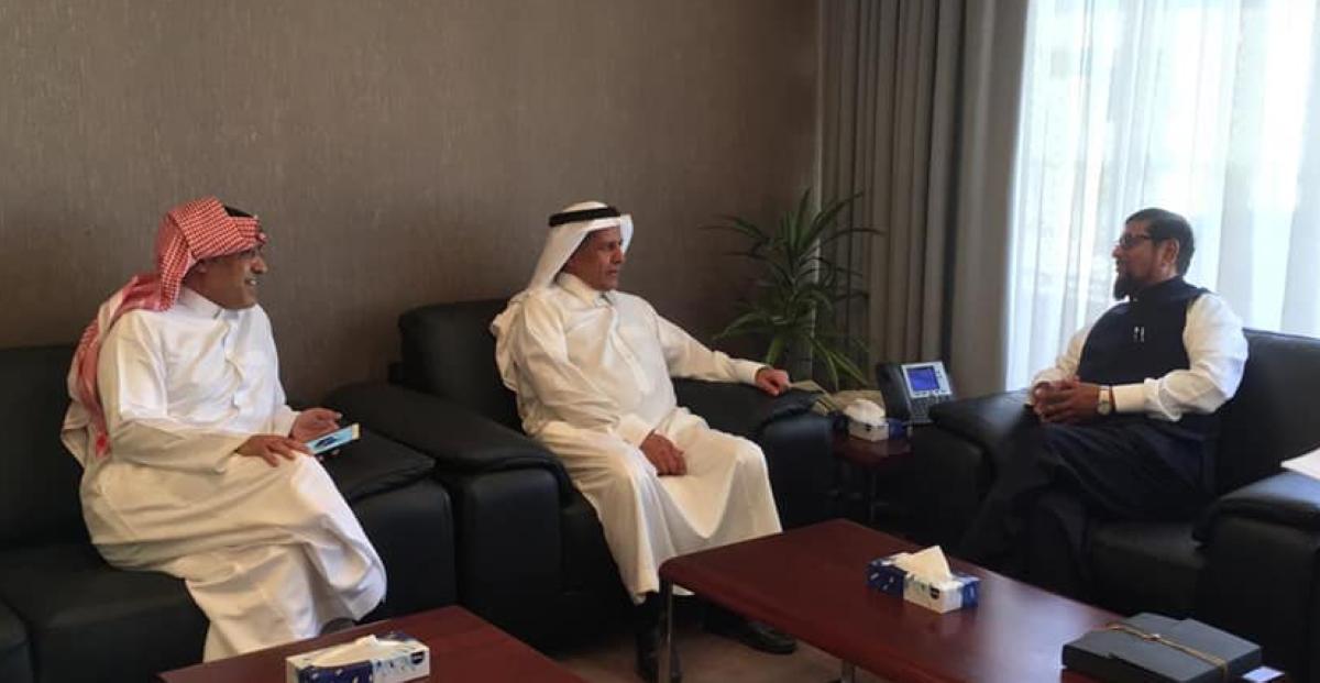 Achat de carburants : L'Arabie Saoudite accordera un prêt de 12 milliards de roupies à Maurice