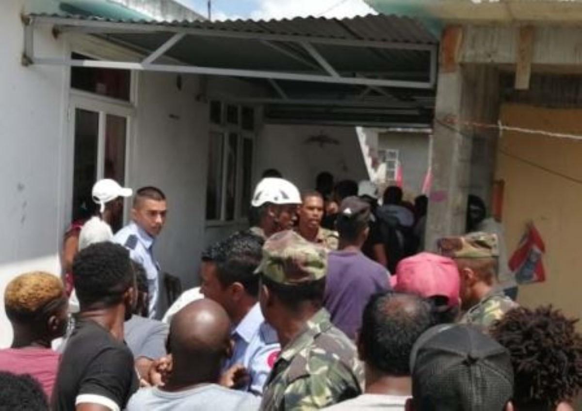 Kidnapping à St-Pierre : Reconstitution des faits ce matin pour le suspect