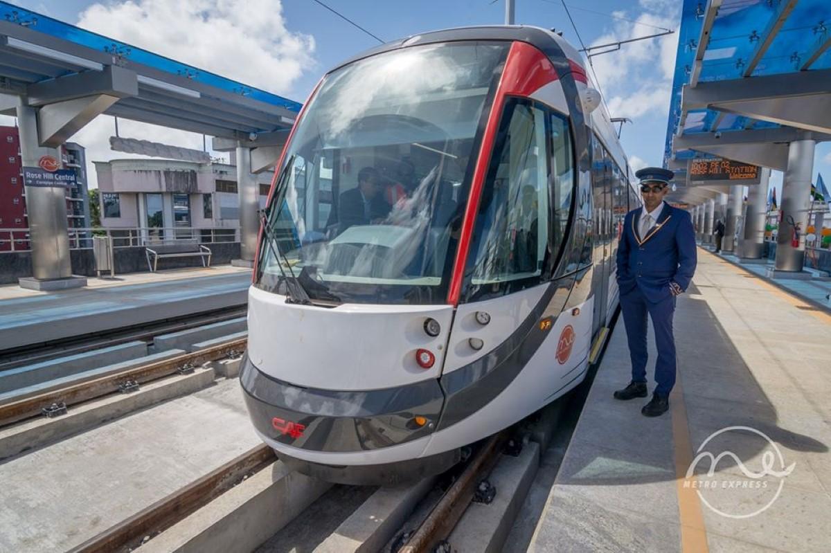 Metro Express : Beau-Bassin «paralysé», alors qu'à Curepipe, le 3 janvier les travaux commencent