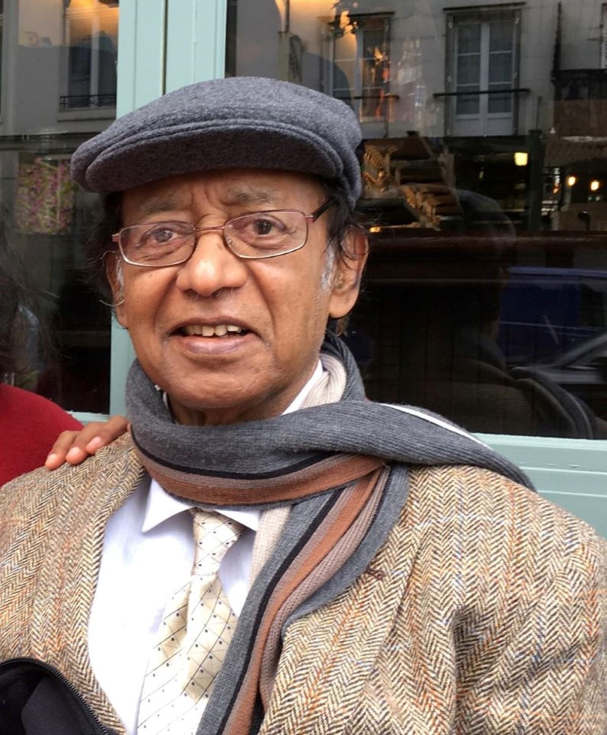 L'hommage de Dev Sunnasy à son oncle, le Professeur Soorianarain Baligadoo