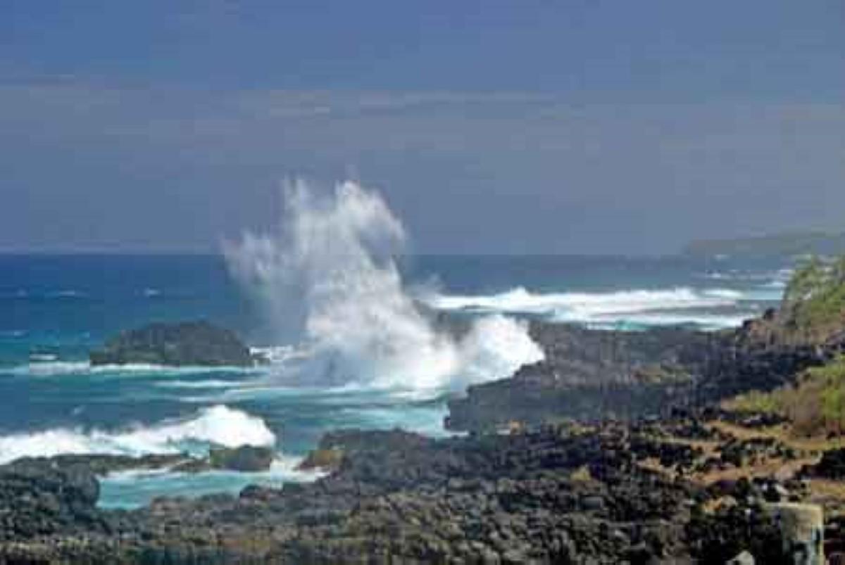Un homme de 25 ans emporté par une vague à Le Souffleur