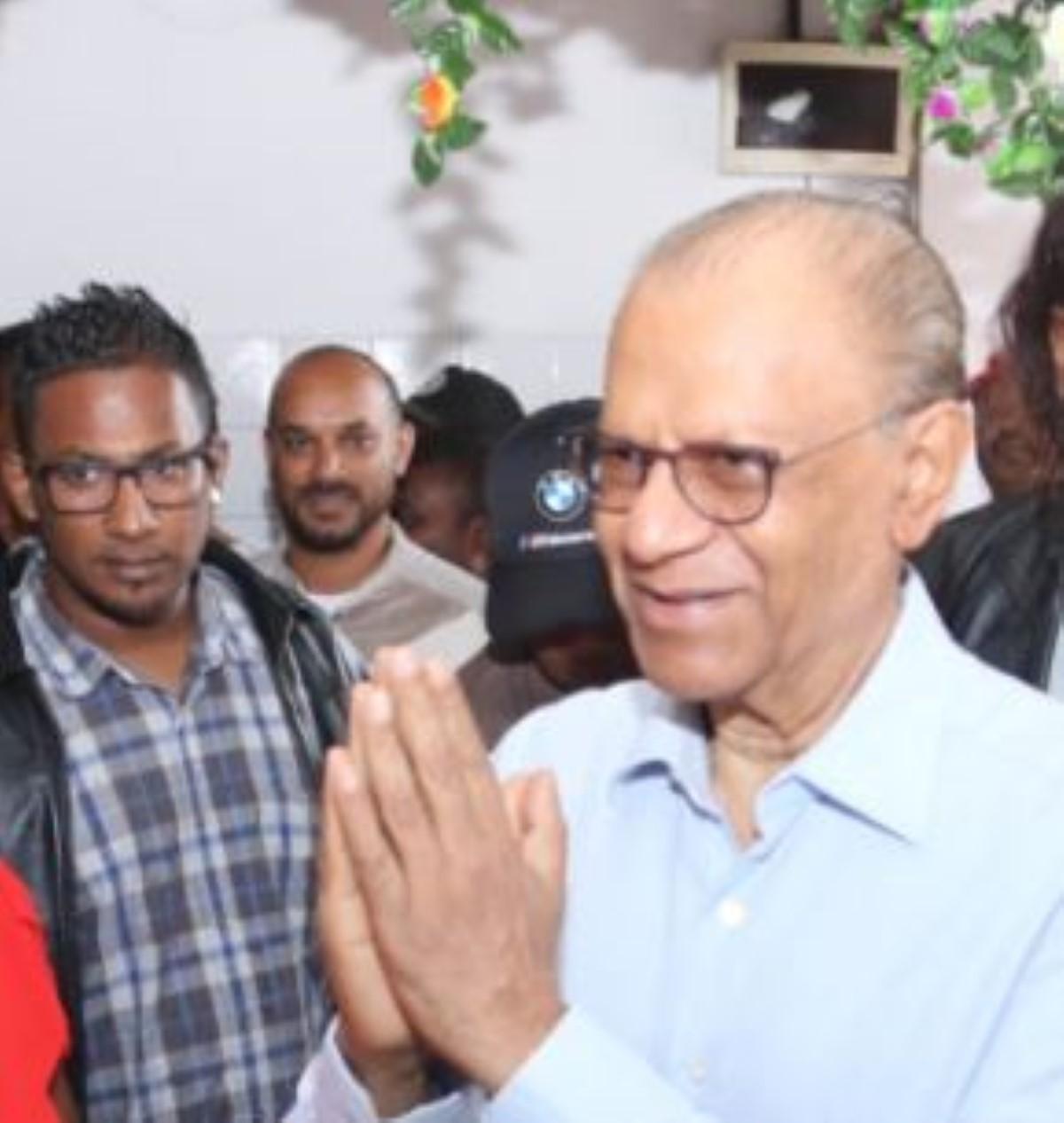 Ramgoolam revient sur l'élection « manday »