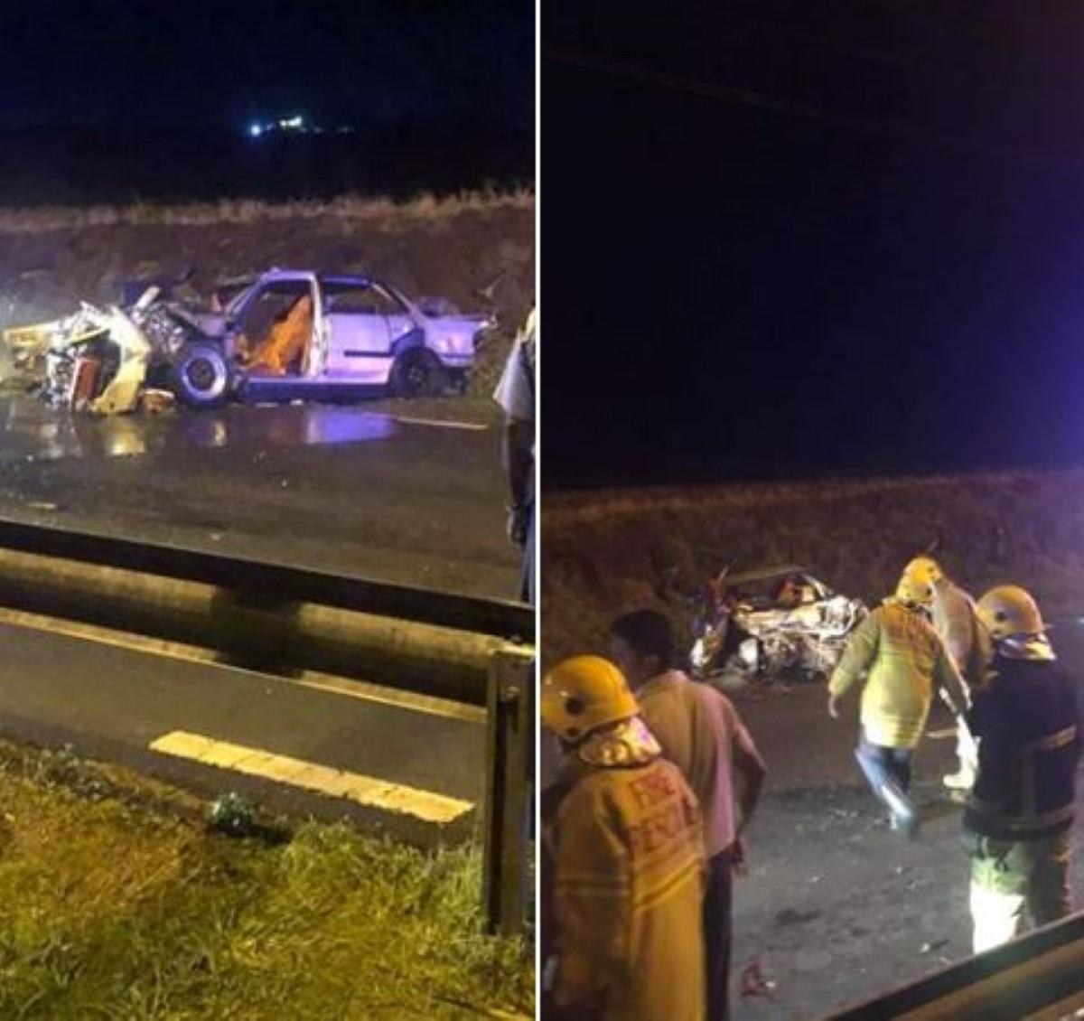 Accident à Grand-Baie : Deux jeunes trouvent la mort et 3 blessés dans un état jugé préoccupant