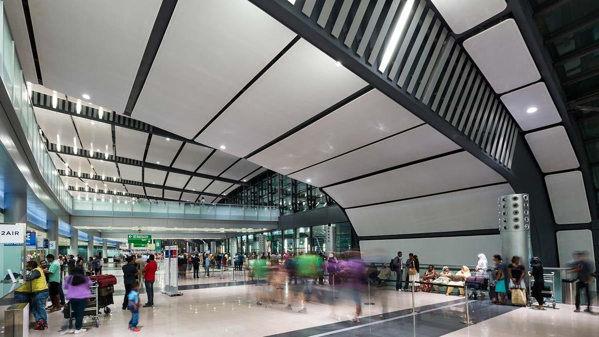 Aéroport de Plaisance.