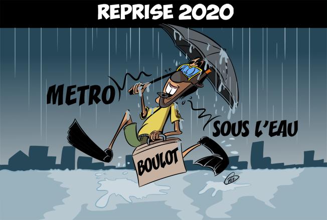 [KOK] Le dessin du jour : Rentrée 2020