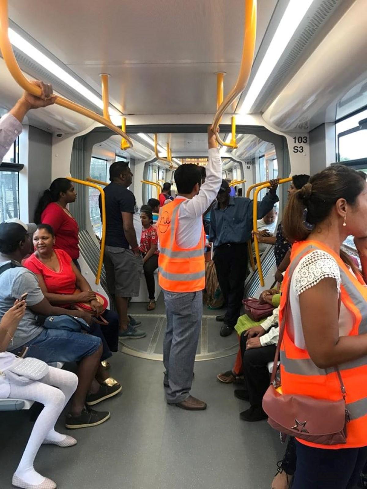 Métro Express : Dernier jour du Free Passenger Service