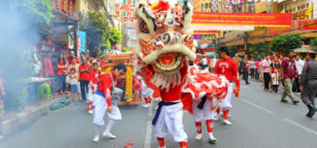 [Roland Tsang Kwai Kew] Et si le Nouvel an chinois - la Fête du Printemps, m'était conté...