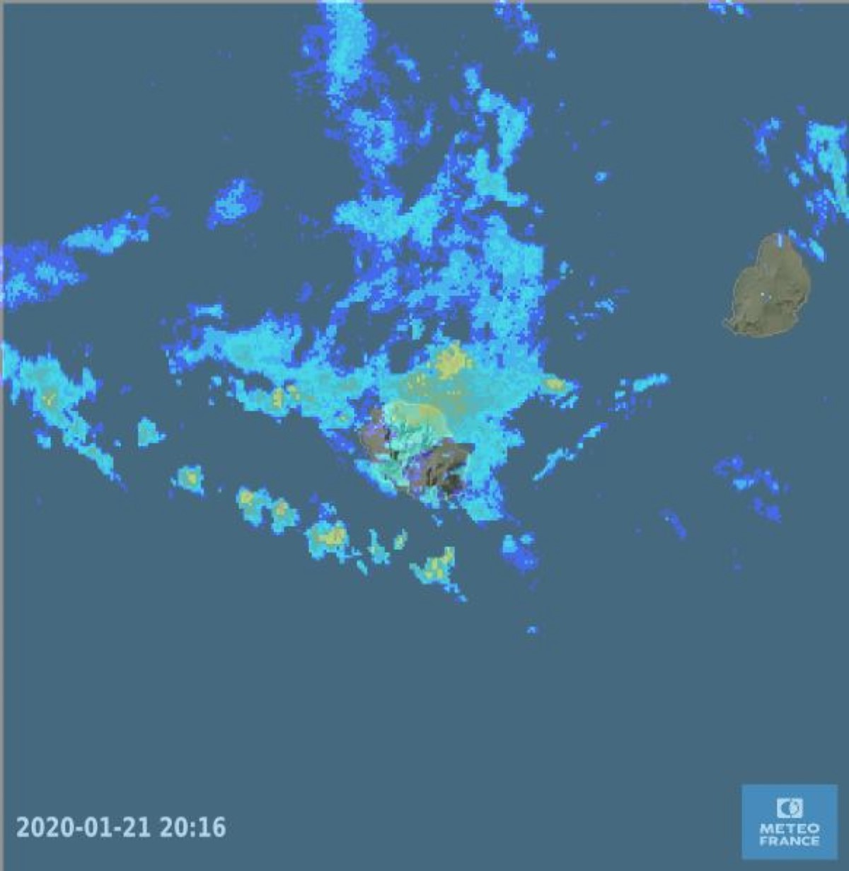 Activité cyclonique : La menace se précise