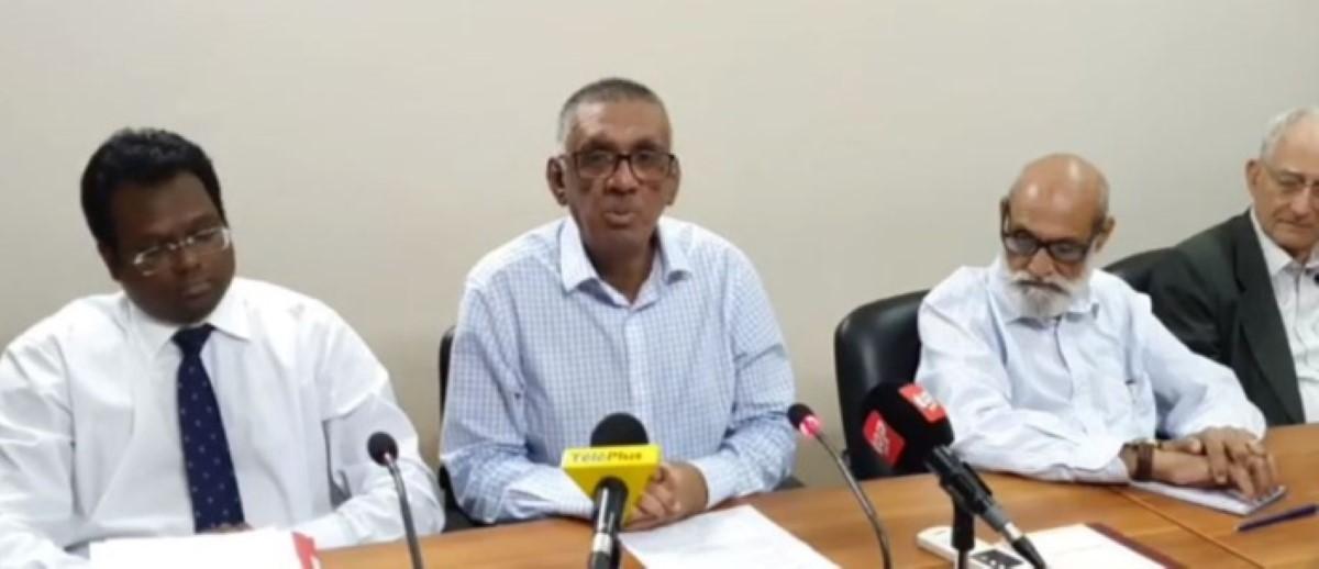 L'ESC et le commissaire électoral résistent à Bhadain