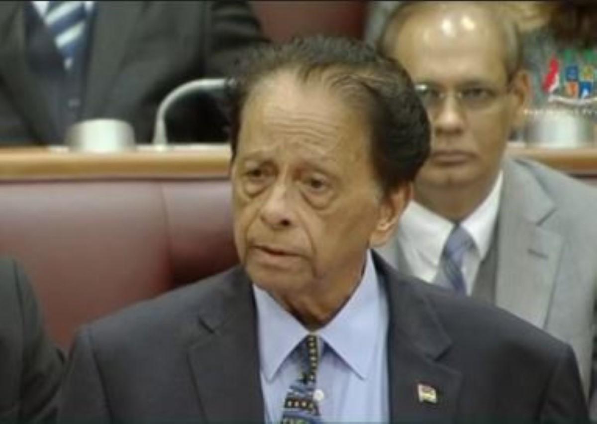 Le boycott du discours-programme de l'opposition est « ridicule » selon SAJ