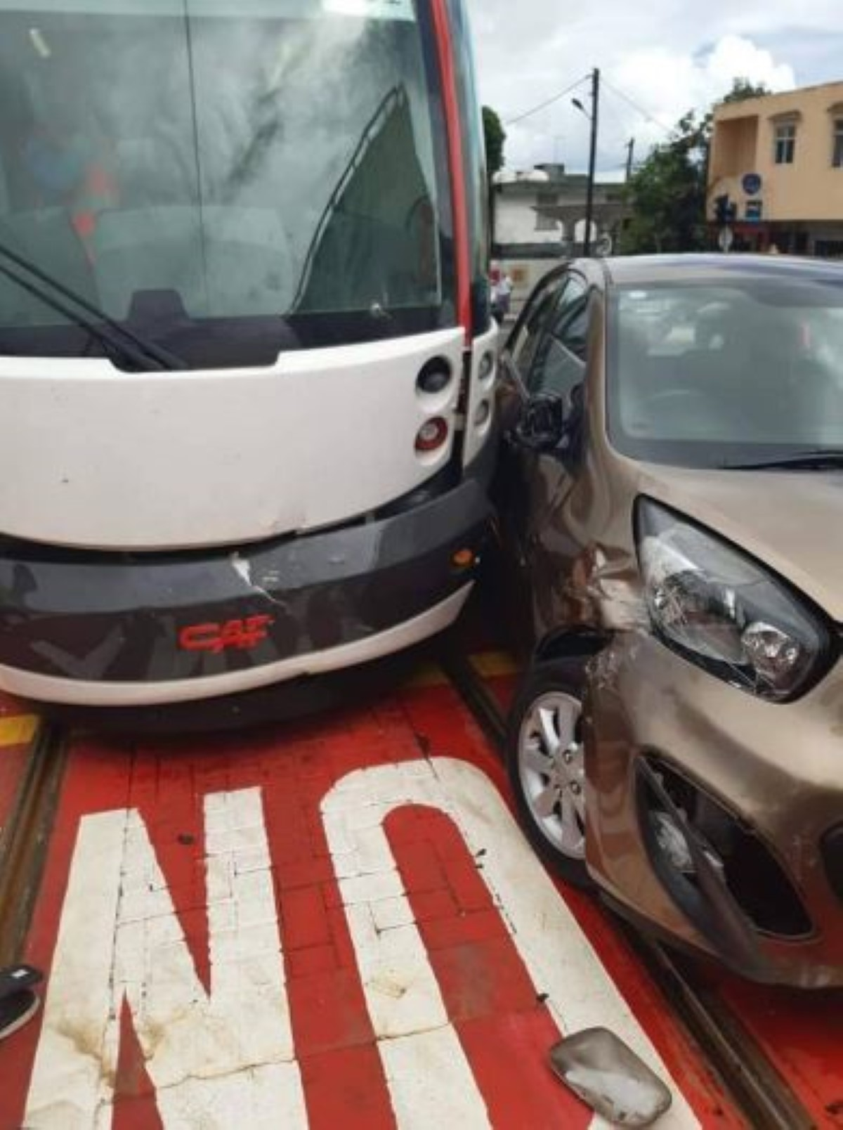 Accident Metro Express : « La voiture a pris une voie interdite »