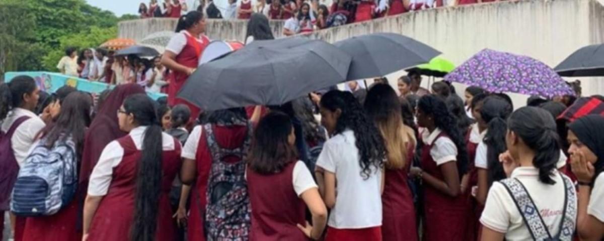 Collèges d'Etat : Deuxième jour de protestation contre le transfert de leurs recteurs