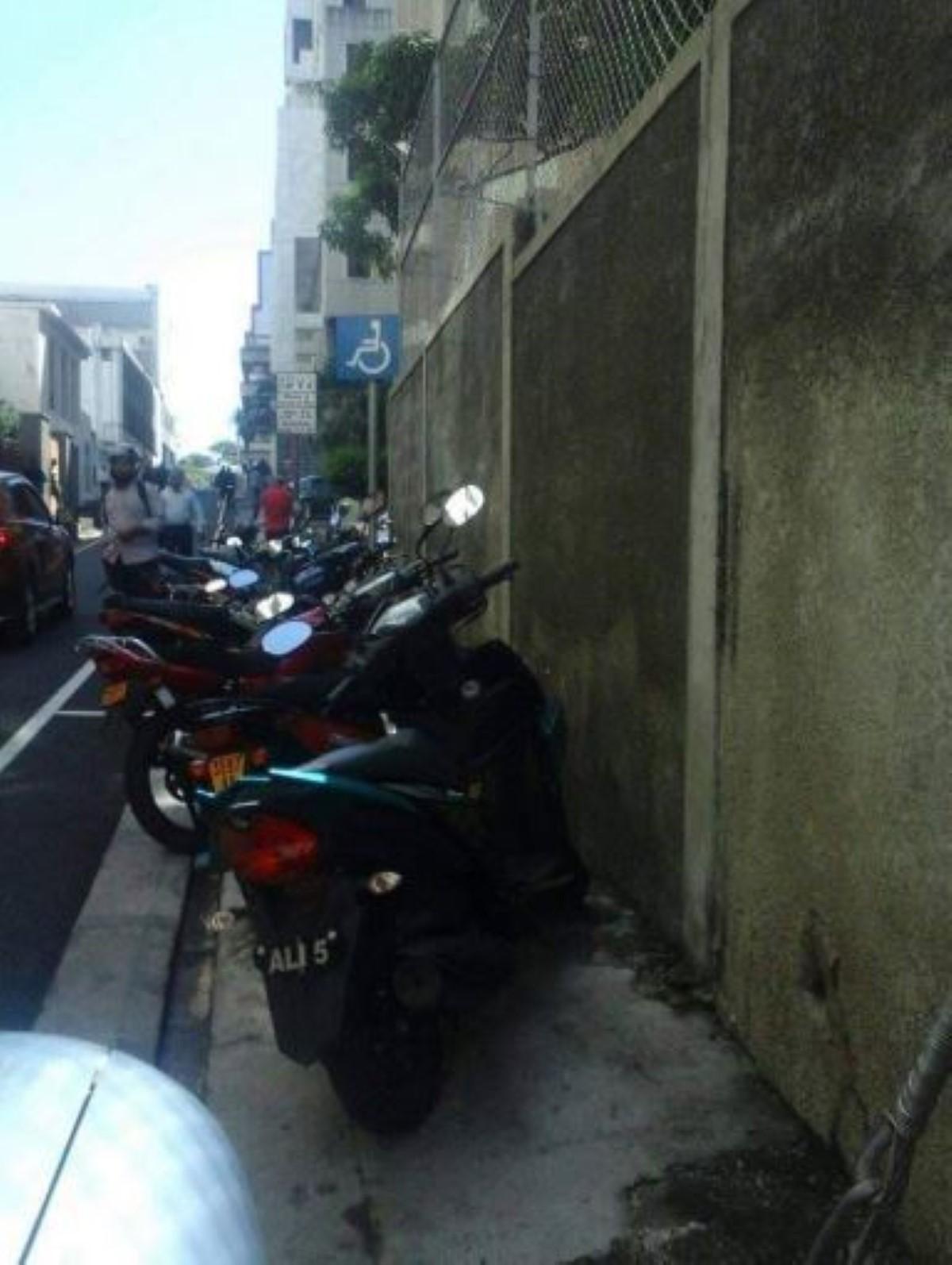 Handicap - Situation inextricable pour les places réservées dans les rues de la capitale