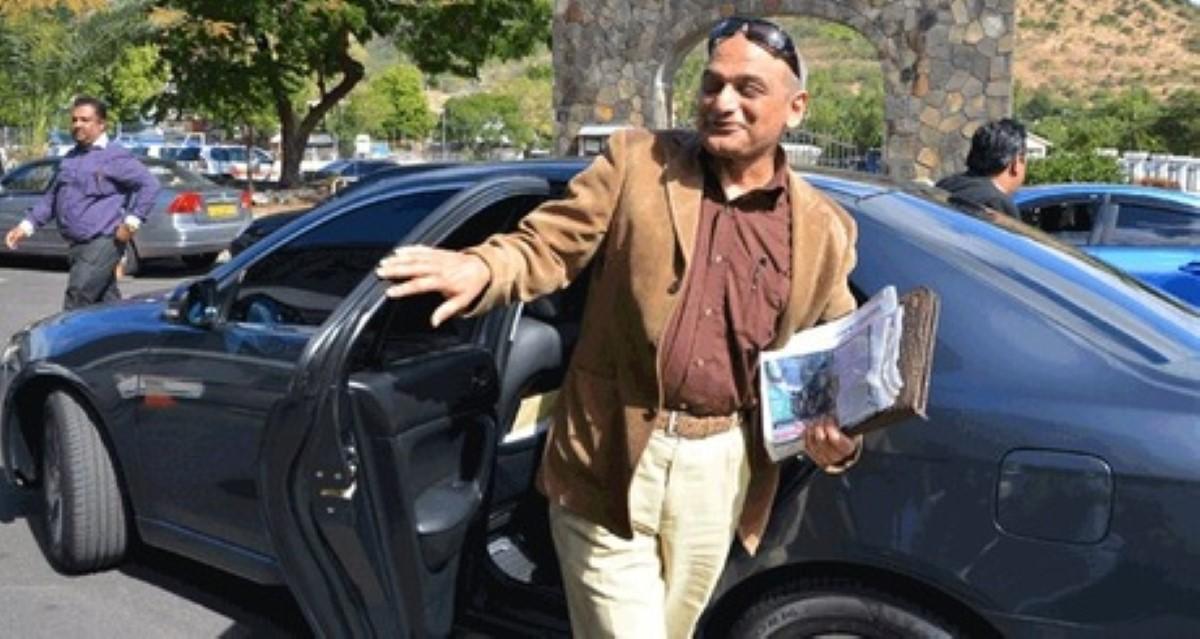 Reza Issack est désormais le plus vociférant des détracteurs de Ramgoolam