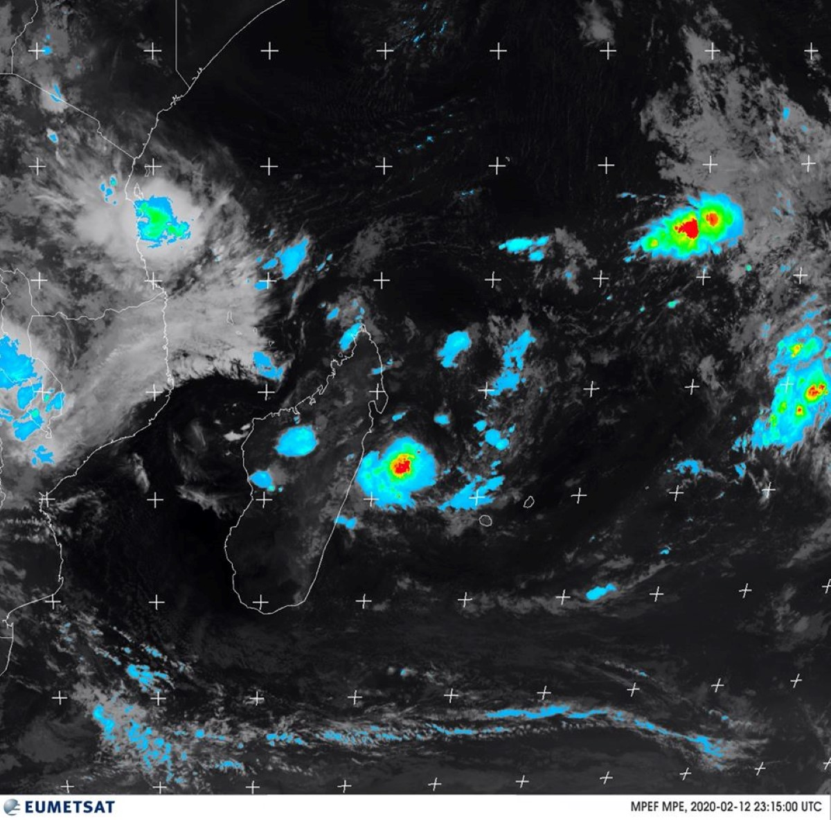 La météo du jeudi 13 février 2020