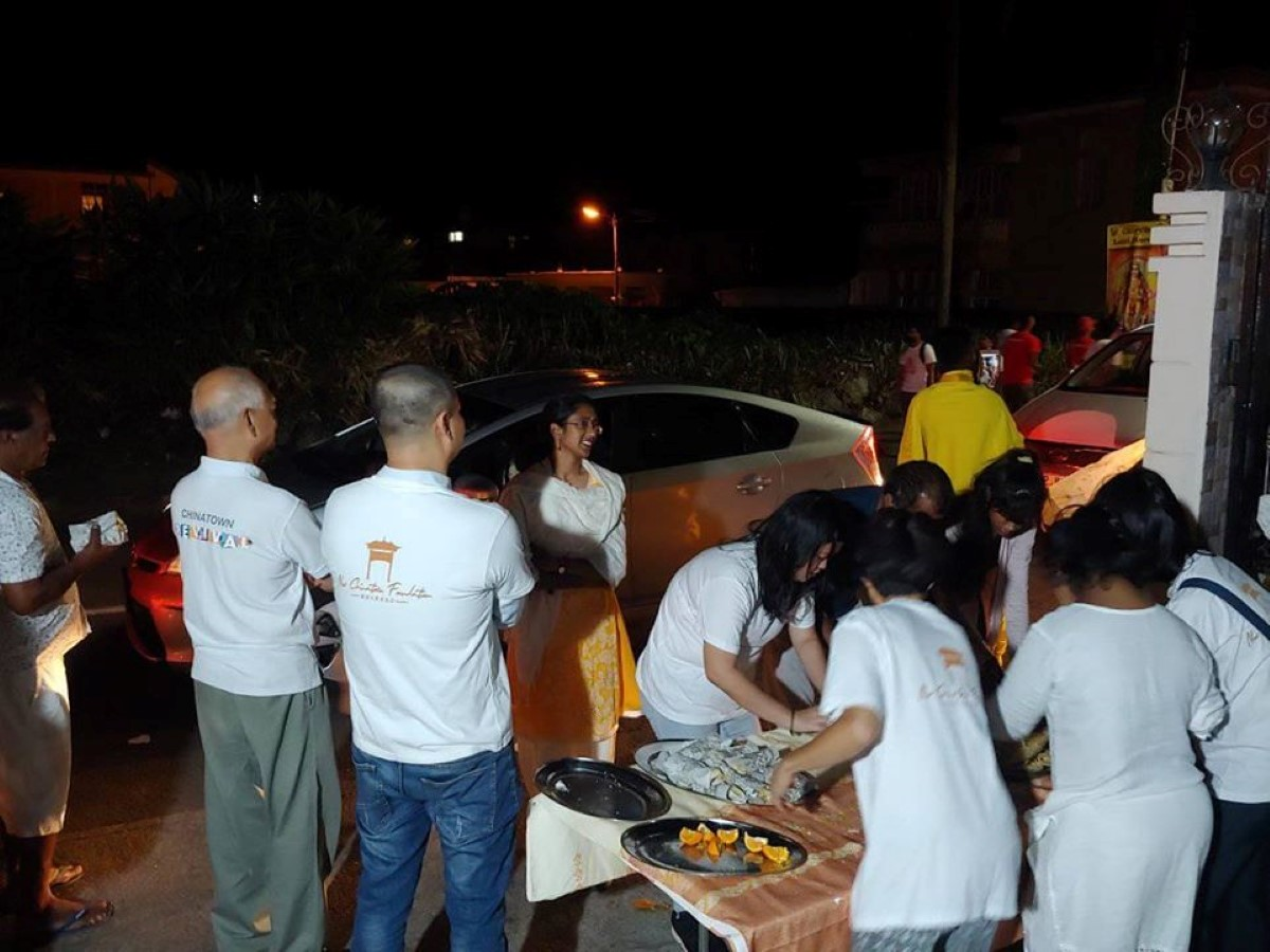 @New Chinatown Foundation, Port Louis